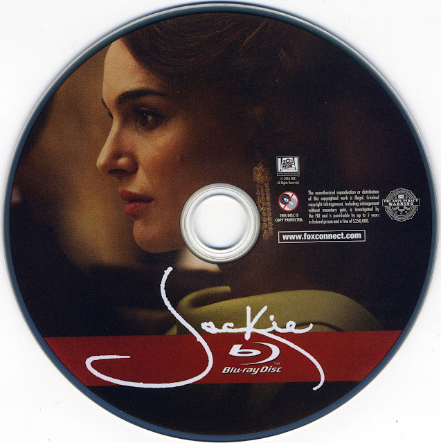 Jackie Bluray Label