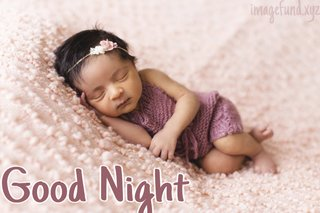Good Night Babies Images
