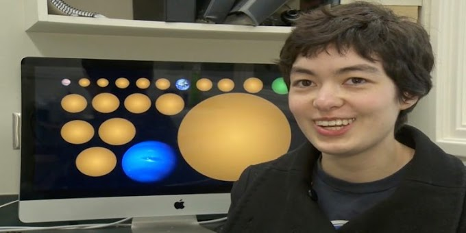 Canadian PhD student discovers 17 new planets
