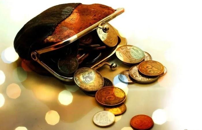 Обряд на монету против долгов