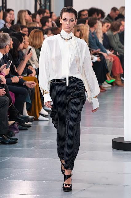Chloe runway fashion SS20 trends be fashion blogger Kelly Fountain