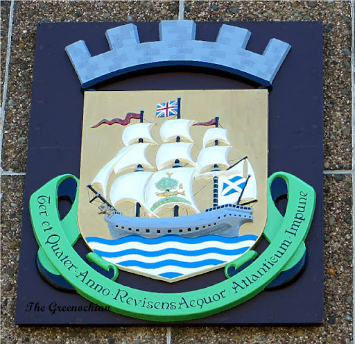 Port Glasgow Coat of Arms