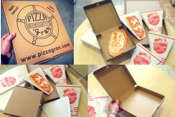 cajas para pizzas