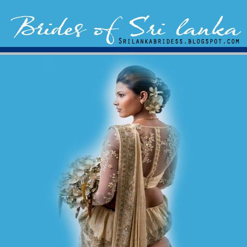 Wedding Hairstyle In Sri Lanka: Wedding And Brides: Kandyan Saree Styles