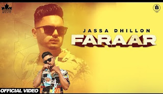 Faraar Lyrics Jassa Dhillon