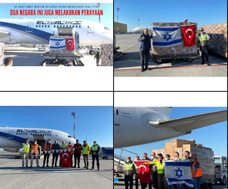 Turki dan Israel Melakukan Perayaan Tepat di Hari Idul Fitri