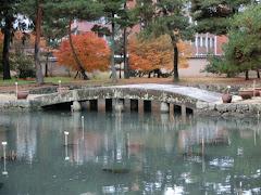 相国寺放生池