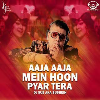 Aaja Aaja Mein Hoon Pyar Tera (Remix) - DJ SUE aka SUSHEIN