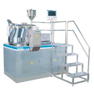 contoh alat High Speed Mixer