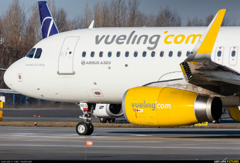 Vueling: Καλαμάτα - Ρώμη από 49€ με Επιστροφή!!