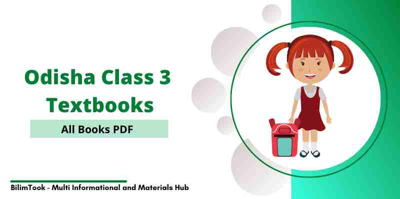 Odisha Board Class 3 All Books PDF Download - 2021