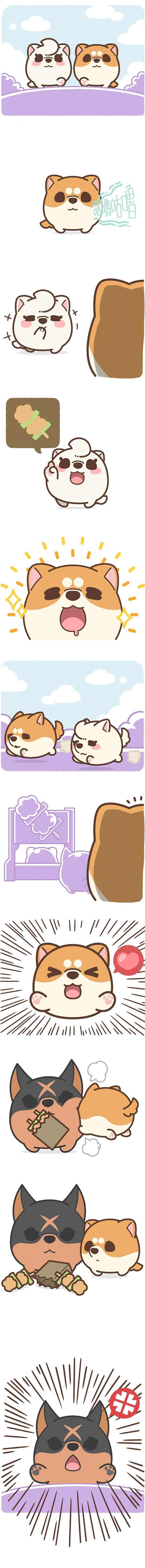Chú cún Awa #21: Kẻ bắt nạt