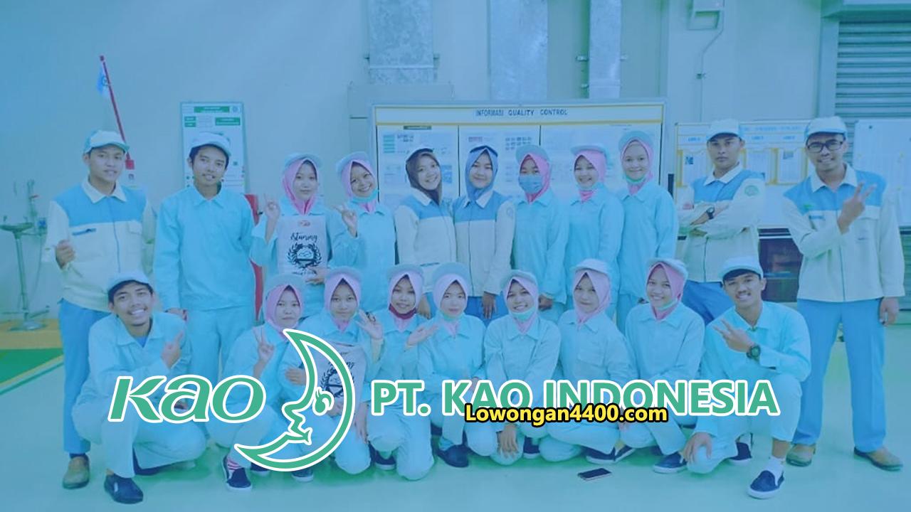 PT. KAO INDONESIA KARAWANG