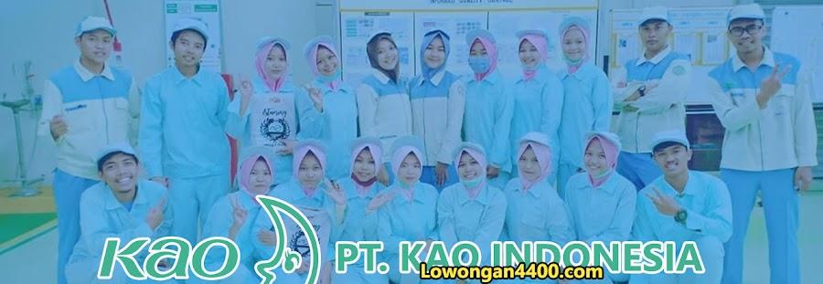 PT. KAO INDONESIA KARAWANG - Lowongan Kerja Terbaru