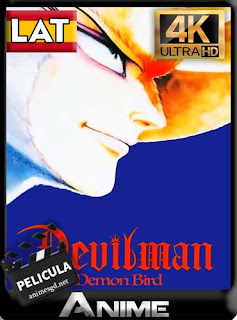 Devil Man: El pájaro del demonio (Devilman The Demon Bird) (1990) Latino4K [2160p] UHD HDR [GoogleDrive] DizonHD