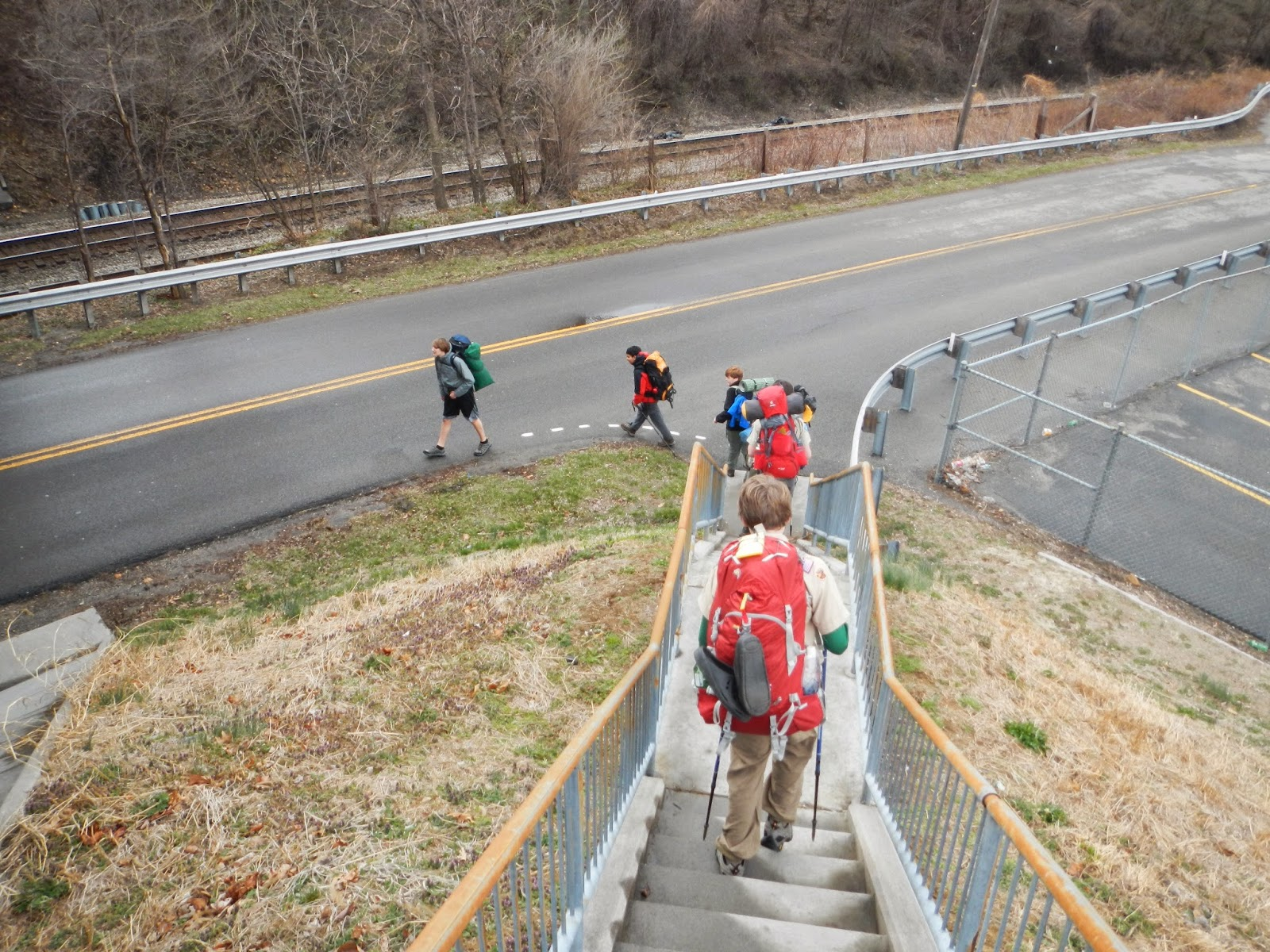 The Appalachian Trail over the New River ... - Wandering Virginia
