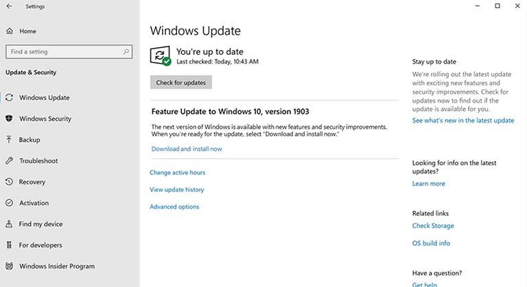 Inilah Yang Perlu Kamu Ketahui Tentang Windows 10 May 2019 Update