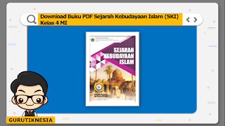 download ebook pdf  buku digital ski sejarah kebudayaan islam kelas 4 mi