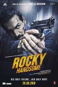 Download Rocky Handsome (2016) Hindi Movie 720p HDRip 850MB