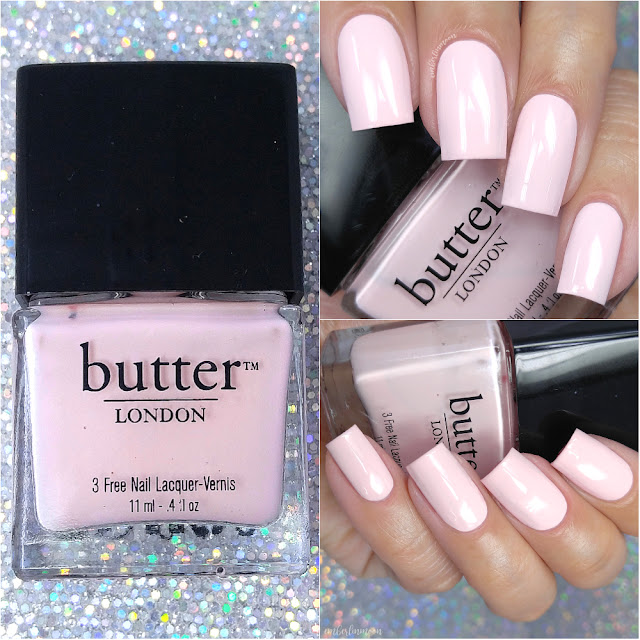 Butter London - Teddy Girl | Swatch & Review