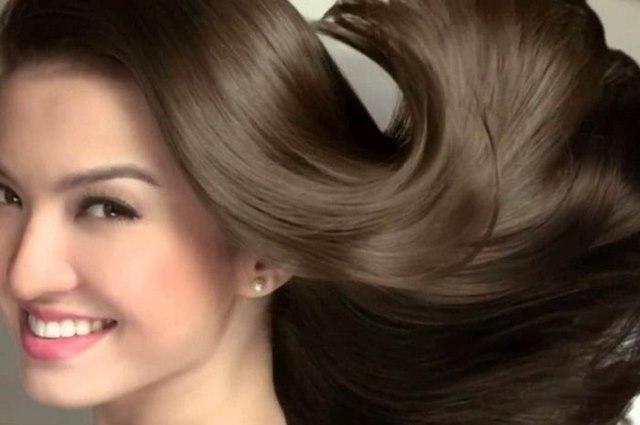 Perawatan rambut Menjadi cara Cantik Secara Alami