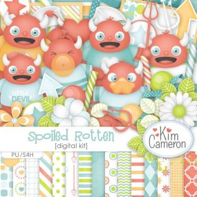 Spoiled Rotten from Kim Cameron Designs