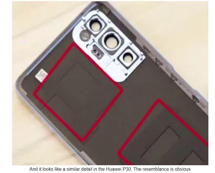 Huawei P40 triple camera confirmed