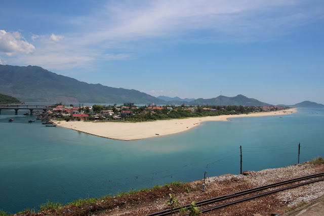 Eisenbahnstrecke Hanoi Saigon