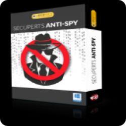 تحميل SecuPerts Anti-Spy مجانا لمكافحة التجسس لنظام Windows 10 مع كود التفعيل