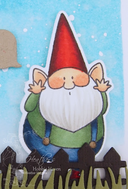 Heather's Hobbie Haven - Color Wednesday - You Gnome Me