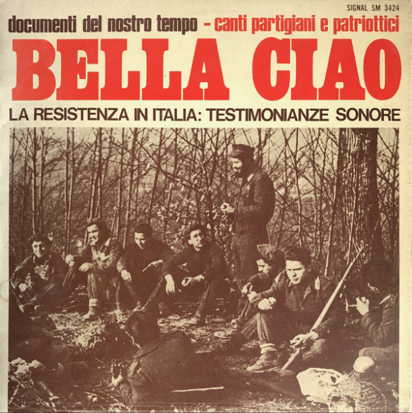 bella ciao album cover