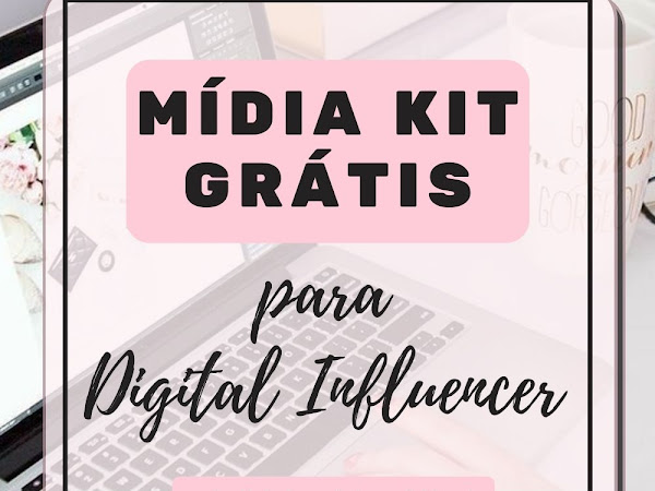 MíDIA KIT PARA DIGITAL INFLUENCER