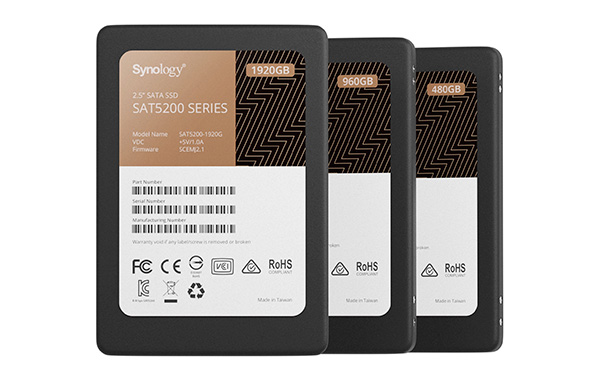 "Synology Serie SSD SATA 2.5"" SAT5200"