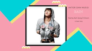 Artis Kpop dan Aktor Rain