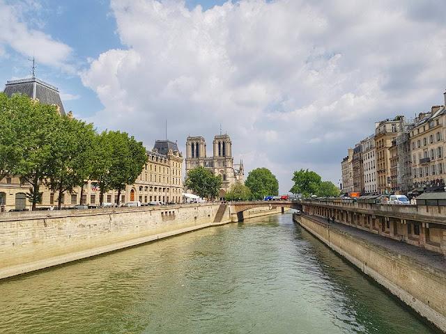 Parigi con i bambini, Notre Dame