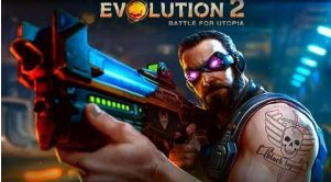 Evolution 2 Battle for Utopia Apk + Data Mod