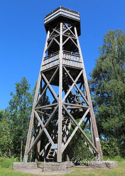 Hakamäen näkötorni Savitaipaleella