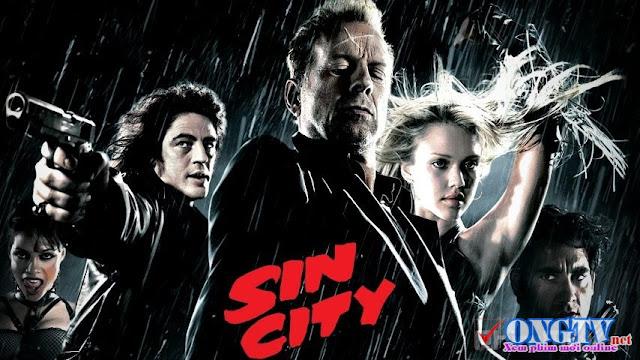 Xem phim Thành Phố Tội Lỗi - Sin City (2005)