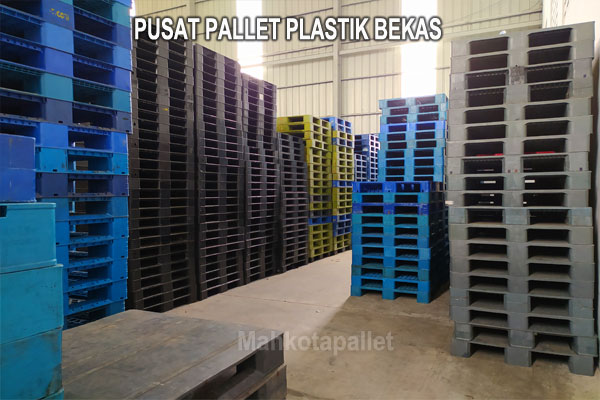 pusat pallet plastik bekas terpercaya