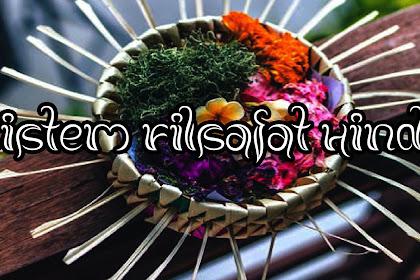 Sistem Filsafat Agama Hindu
