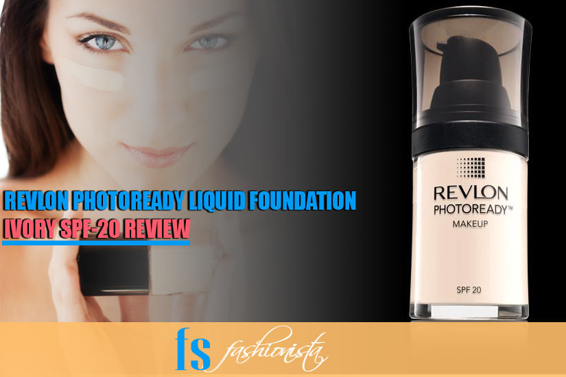 Revlon Photoready Liquid Foundation Review