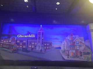Ghirardelli Disney California Adventure