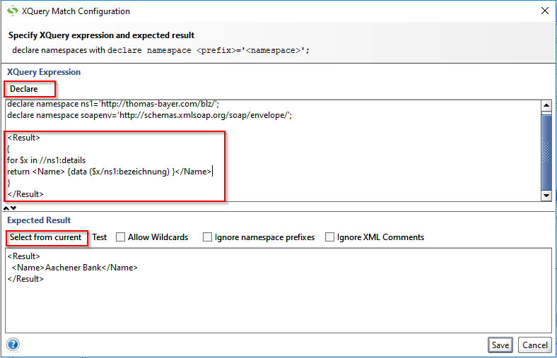 SoapUI: How to Validate the Soap Response by Adding