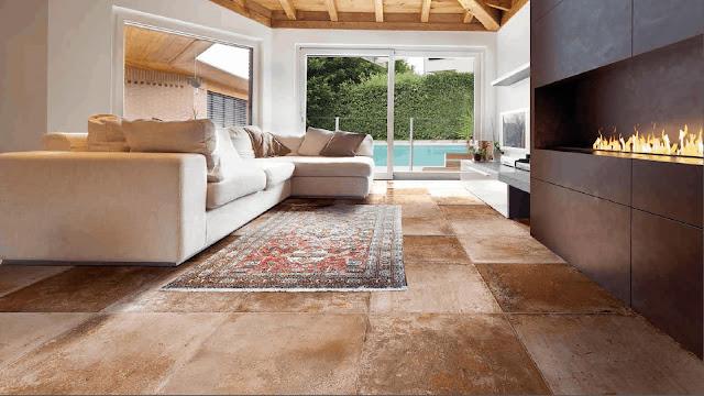 Comfort room tiles design ideas of Terra series