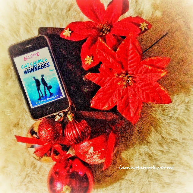 6th Grade Revengers: Cat Crimes and Wannabes by Steven Whibley Book Review