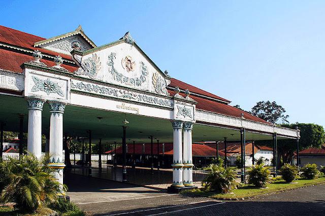 Istana Kerajaan Ngayogyakarta Hadiningrat, Yogyakarta