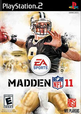 Madden NFL 11 (NTSC) PS2 Torrent Download