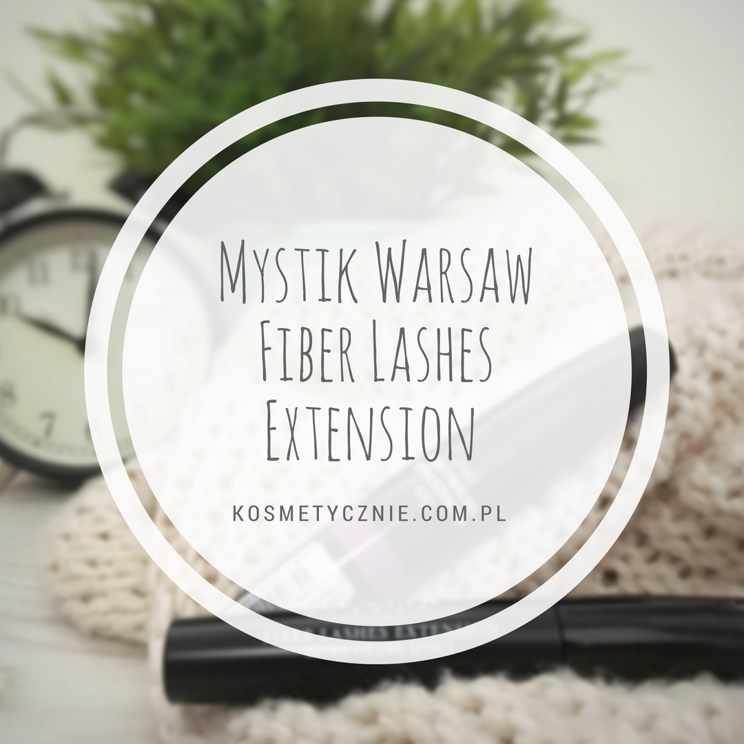 Mystik Warsaw Fiber Lashes Extension