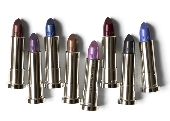 Urban Decay UD Holiday 2016 Vice Lipsticks Vintage Capsule Collection Review