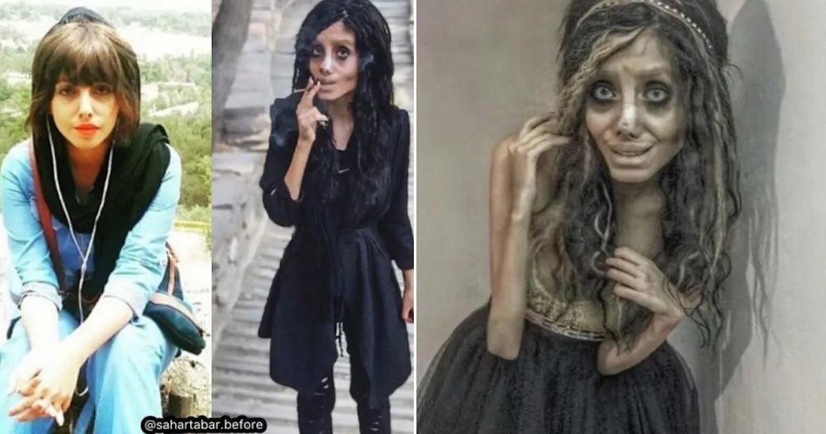 Iran's 'Corpse Bride' Has Allegedly Been Jailed For 10 Years For 'Corrupting The Youth' And Breaching Public Decency Laws